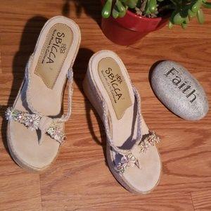 Vgt Sbicca sandals size 7